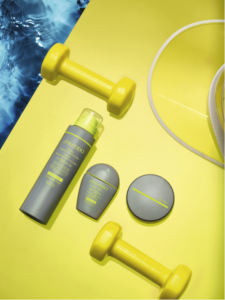 Shiseido zonnebescherming - gratis strandtas